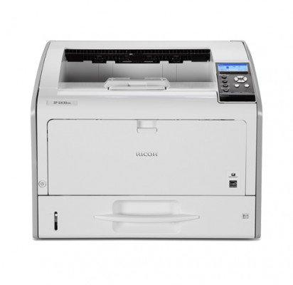 Črno beli laserski tiskalnik RICOH SP6430DN A3