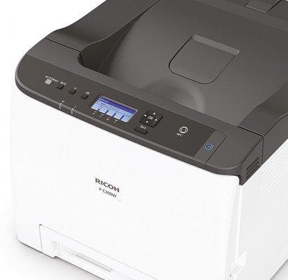 Barvni laserski tiskalnik RICOH PC301W
