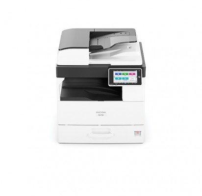 Črno-beli večnamenski tiskalnik RICOH IM2702