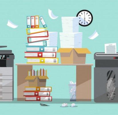 Kaj je samodejni podajalnik dokumentov z enim prehodom in kdo bi ga moral imeti?