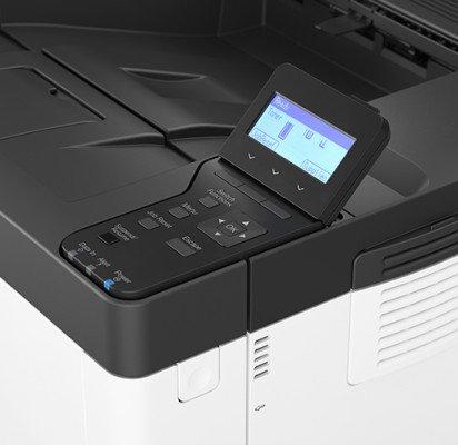 Črno beli tiskalnik RICOH P501 LABEL MODEL