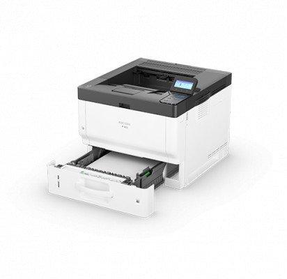 Črno beli tiskalnik RICOH P502 LABEL MODEL
