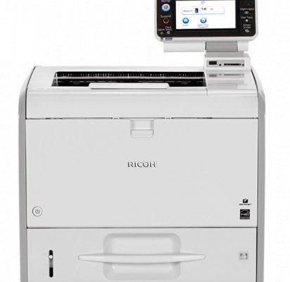 Črno beli tiskalnik RICOH SP4520DN