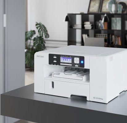Priljubljen RICOH GEL tiskalnik se ponovno vrača v Slovenijo