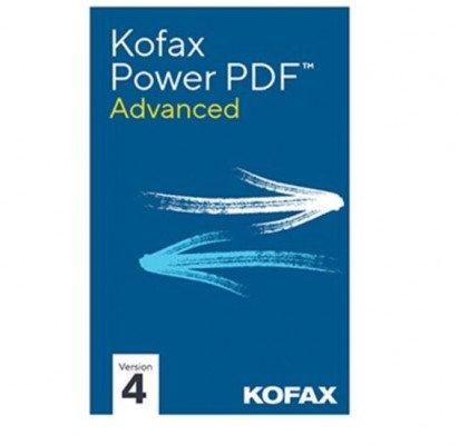 Kofax Power PDF - uredite digitalni dokument kot je treba