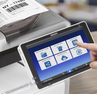 Tiskanje in skeniranje brez računalnika
