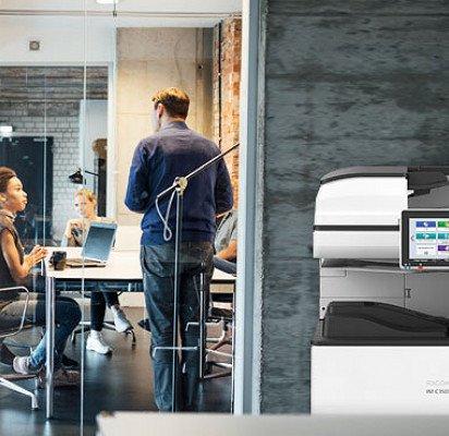 Inteligenca po meri na multifunkcijskih tiskalnikih RICOH